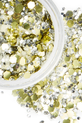 Golden Mirage | Bio Glitter |  Biodegradable Glitter