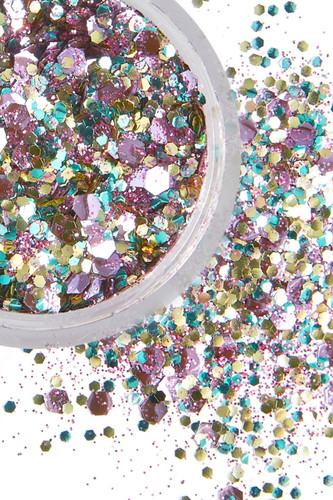 Cosmic Purple Unicorn | Bio Glitter | Biodegradable Glitter