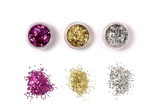 Tried & Tested: Eutopia Biodegradable Glitter Stack