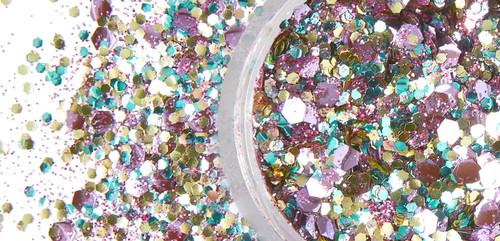 Tried & Tested: Cosmic Purple Unicorn Biodegradable Glitter