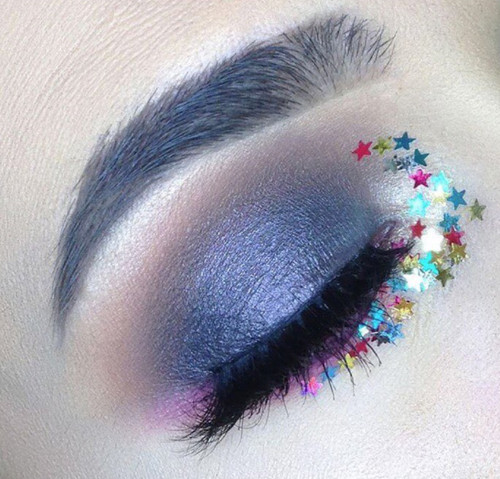Christmas Eye makeup ideas