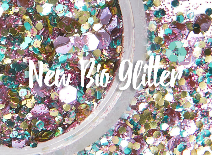 Cosmic Purple Unicorn Bio Glitter - In Your Dreams