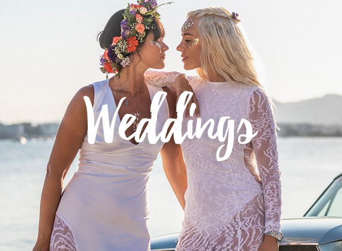 Weddings - In Your Dreams