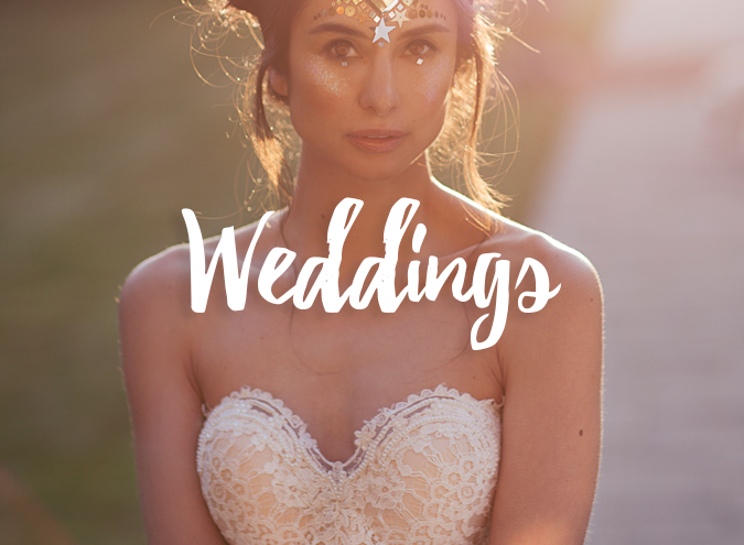 Weddings - In Your Dreams