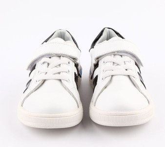"Freycoo ""Style"" White Leather Shoes"