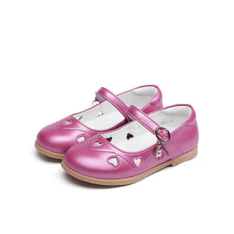 "Snoffy ""Diamonte"" Rose Leather Shoes Aus size 1 only"