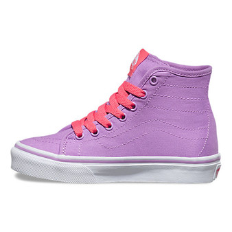 Vans SK8-HI Decon African Violet Girls High Tops US12 only