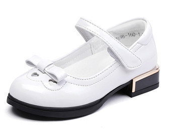 "Snoffy ""Classique"" White Leather Shoes Aus 3 only"