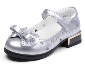"Snoffy ""Orla"" Silver Leather Shoes Aus 10 only"