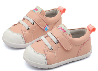 "Freycoo ""Stacey"" Pink Leather Shoes"