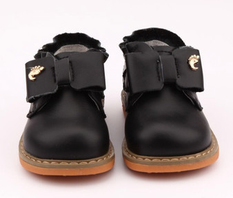 """Freycoo """"Tilly"""" leather black shoes"""