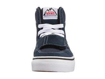 Vans Mountain Edition Dress Blues Kids Shoes US2 only