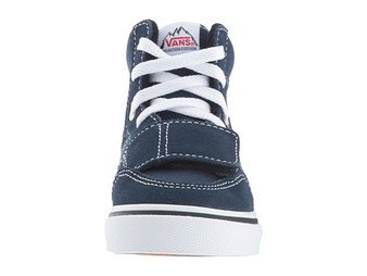 Vans Mountain Edition Dress Blues Toddler Shoes US4  only