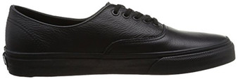 Vans Authentic Black Leather BTS  Men - Youth Shoes