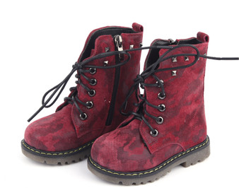 """Freycoo """"Sammy""""  Leather Boots Aus 9 only"""