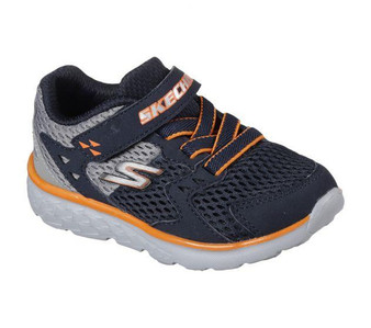 Skechers Go Run 400 Proxo Boys Navy Sneakers Aus 6 only