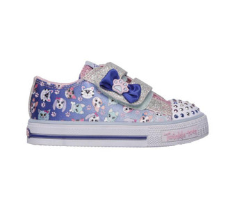 Skechers Twinkle Toes Princess Paws Light Ups US5 only