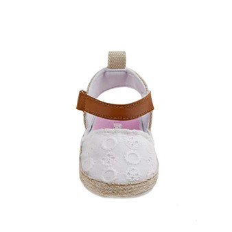 Laura Ashley Melanie Crib Baby Shoes