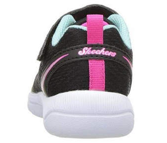Skechers Skech Stepz 2.0 black girls runners