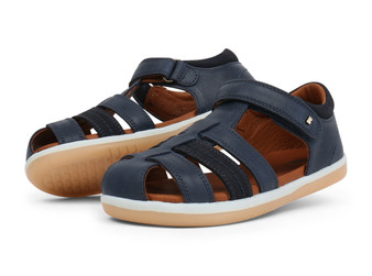 Bobux Kid Plus Roam Navy Sandal
