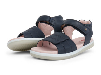 Bobux Kid Plus Hampton Navy Sandal