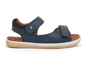 Bobux Kid Plus Driftwood Navy Sandal
