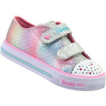 Skechers Twinkle Toes Ms Mermaid girls Light Ups