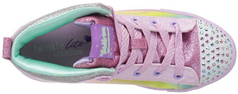 Skechers Twinkle Toes Unicorn Chic Light Ups