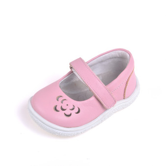 "Caroch ""Petra"" Pink Leather Shoes"