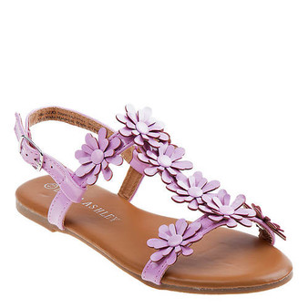 Laura Ashley Celia Pink Sandals