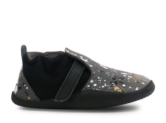 Bobux Step Up Xplorer Aktiv Spekkel Black Splatter Shoes