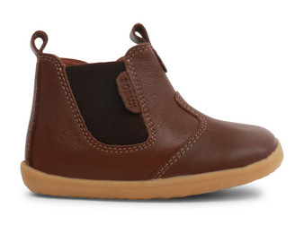 Bobux Step Up Jodhpur Toffee leather Boot