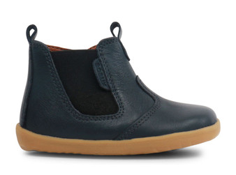 Bobux Step Up Jodhpur Navy leather Boot