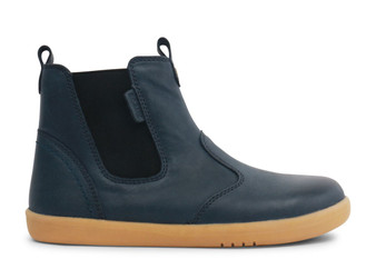 Bobux Kid Plus Johdhpur Leather Navy Boots