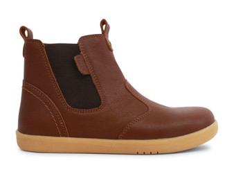 Bobux Kid Plus Johdhpur Leather Toffee Boots
