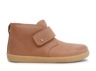 Bobux Kid Plus Desert Leather Caramel Boots