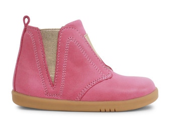 Bobux I Walk signet Rose Leather boots