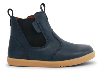 Bobux I Walk Jodhpur Navy Leather boots