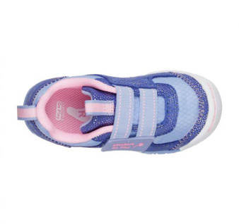 Skechers Flex Play Blue Light Blue Shoes