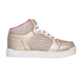 Skechers Energy Lights E-Pro Glitter Glow Sneakers