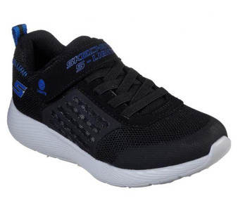 Skechers Dyna Lights Black light up toddler boys  Runners