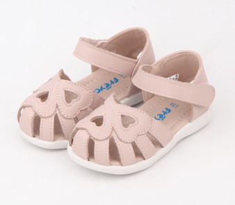 Freycoo Nel Pink Leather Sandals