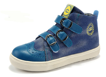 HB Trend Blue High Tops