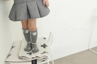 Mini Dressing Snake Knee High Socks