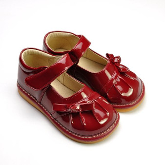 """Freycoo """"Grace"""" Red Shoes"""