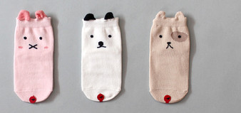Kokacharm Fun Socks 3 Colours