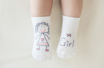 Kids Clara Boy or Girls Socks