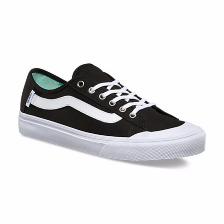 Vans Womens Black Balls SF Black   White Shoes US5 only - Kids Got Sole 7cb0851945