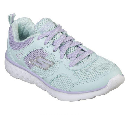 Skechers Go Run 400 Multi Lavender Girls Sneakers