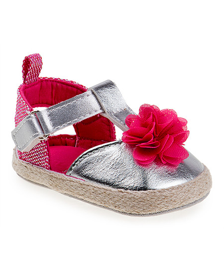 Laura Ashley Felicity Crib Baby Shoes